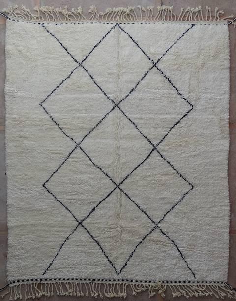 Archive-Sold Beni Ouarain moroccan rugs BO40111/MA ART ORIENTAL