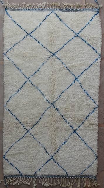 Archive-Sold Beni Ouarain moroccan rugs BO40116/MA