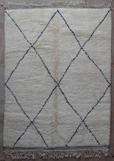 Referenssit Beni Ouarain moroccan rugs BO40130/MA