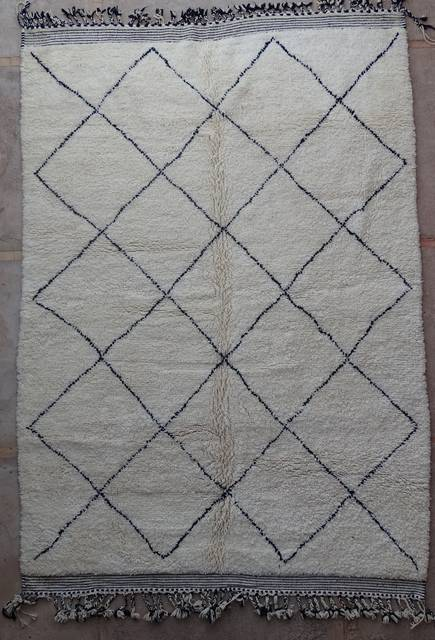 Referenssit Beni Ouarain moroccan rugs BO40134/MA