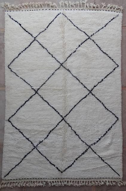 Referenssit Beni Ouarain moroccan rugs BO40143/MA