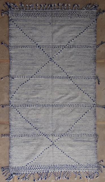 BOUCHEROUITE Boucherouite Kilims moroccan rugs ZA40238