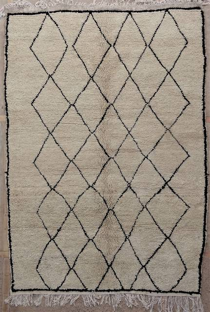 Archive-Sold Azilal and Ourika moroccan rugs AZ40265 MAISON 10