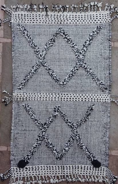 Referenssit Azilal and Ourika moroccan rugs ZA41003