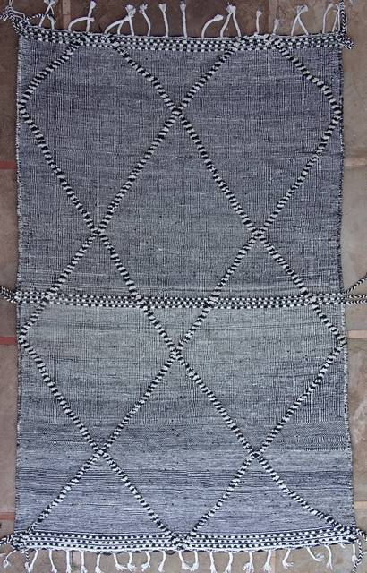 BOUCHEROUITE Boucherouite Kilims moroccan rugs ZA41006
