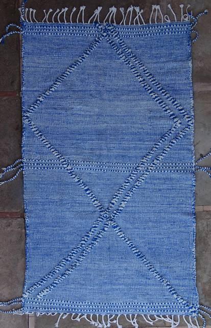 BOUCHEROUITE Boucherouite Kilims moroccan rugs ZA41011
