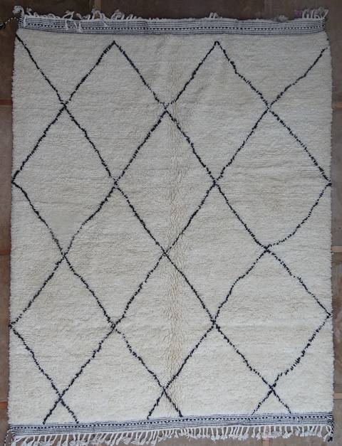 Referenssit Beni Ouarain moroccan rugs BO41086/MA PORTOBELLO