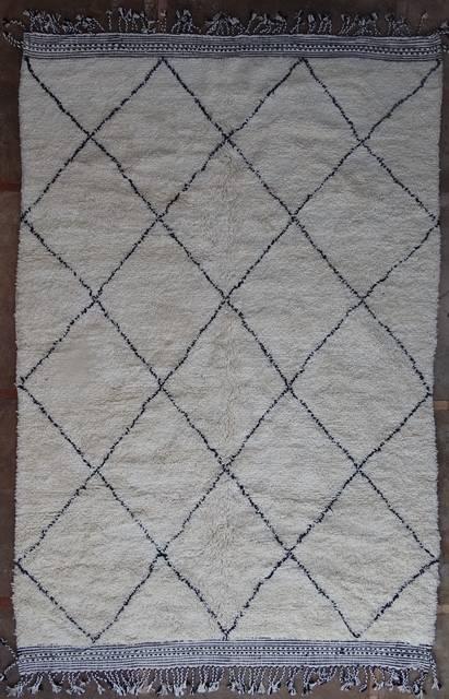 Referenssit Beni Ouarain moroccan rugs BO41087/MA TURET