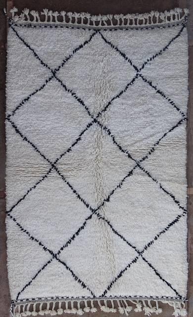 Referenssit Beni Ouarain moroccan rugs BO41094/MA RESERVE