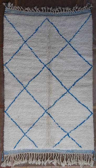 Villamatot – Beni Ouarain Beni Ourain moroccan rugs BO41103/MA