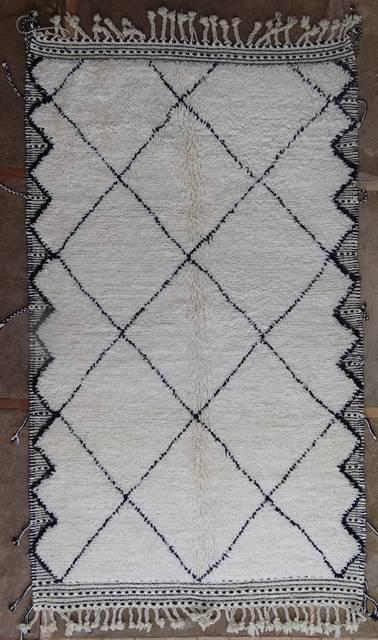Referenssit Beni Ouarain moroccan rugs BO41107/MA