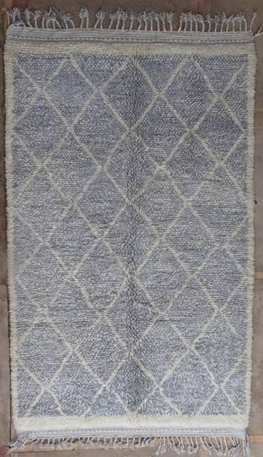 WOOL Rugs - BENI OURAIN Beni Ourain moroccan rugs BO41195/MA