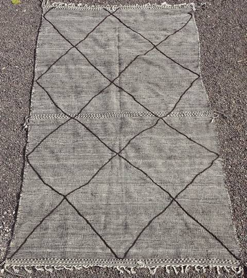 WOOL Rugs - BENI OURAIN Beni Ourain Large sized moroccan rugs ZA41200