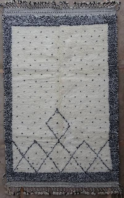 Referenssit Beni Ouarain moroccan rugs BO42011/MA