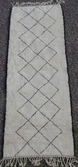 Referenssit Beni Ouarain moroccan rugs BO42019/MA