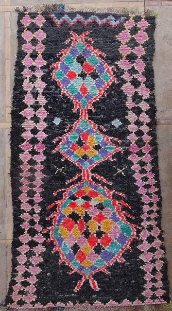 moroccan rugs L42020-130 € 145 $