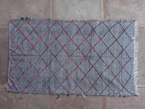 Boucherouite Large moroccan rugs KLBO42063