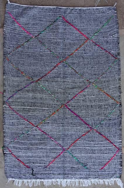Berber rug TTKBO42064  kilim
