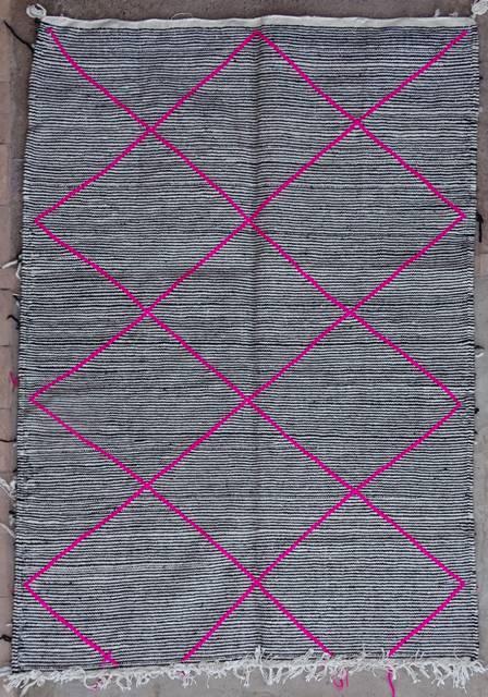 Berber rug TTKBO42065  kilim