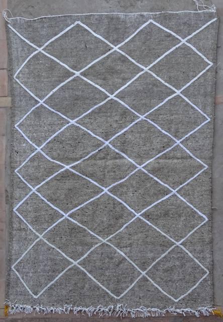 Berber rug TTKBO42085  kilim