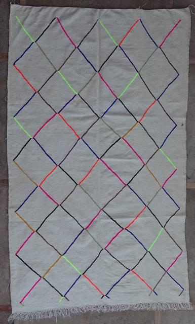 Berber rug LKBO42087  kilim