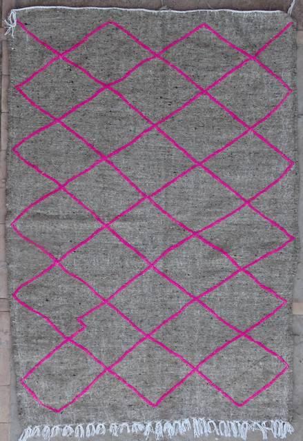 Berber rug TTKBO42091  kilim