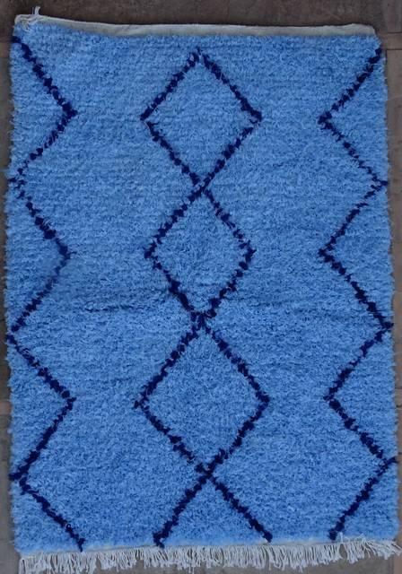 BOUCHEROUITE Collector Boucherouite moroccan rugs TC42101