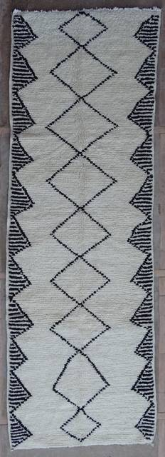 Archive-Sold Azilal and Ourika moroccan rugs AZ42107