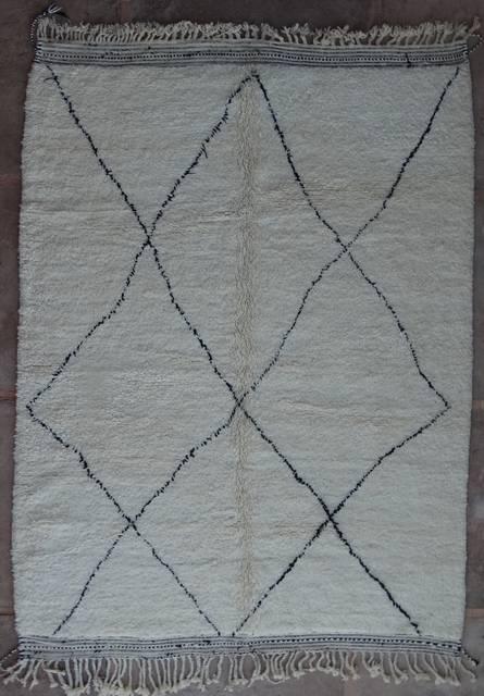 Referenssit Beni Ouarain moroccan rugs BO42144/MA