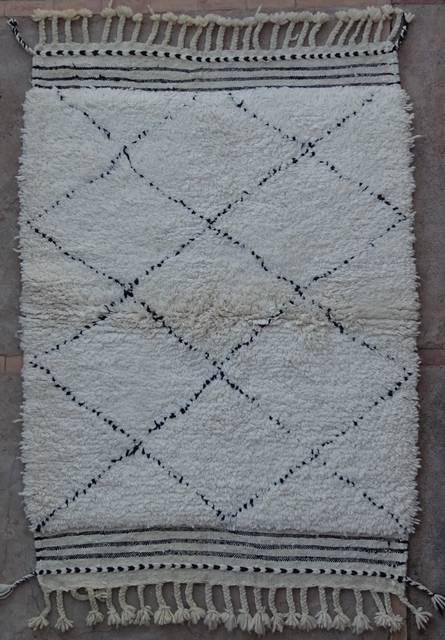 Archive-Sold Beni Ouarain moroccan rugs BO42146/MA