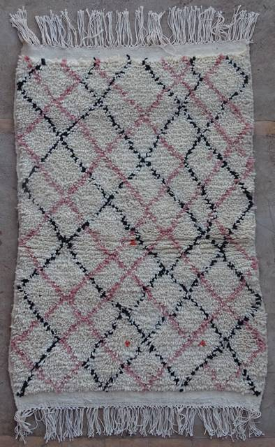 Archive-Sold Azilal and Ourika moroccan rugs AZ42151