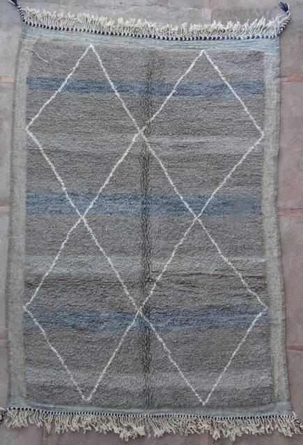 Archive-Sold Beni Ouarain moroccan rugs BO42155/MA