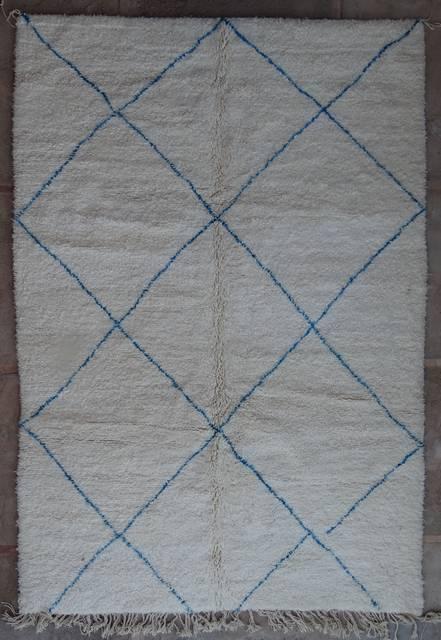 Archive-Sold Beni Ouarain moroccan rugs BO42202/MA