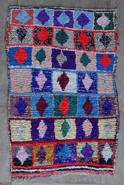 moroccan rugs T42248