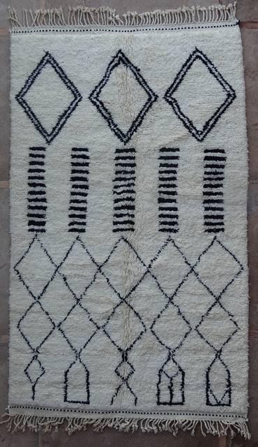 Archive-Sold Beni Ouarain moroccan rugs BO42286/MA