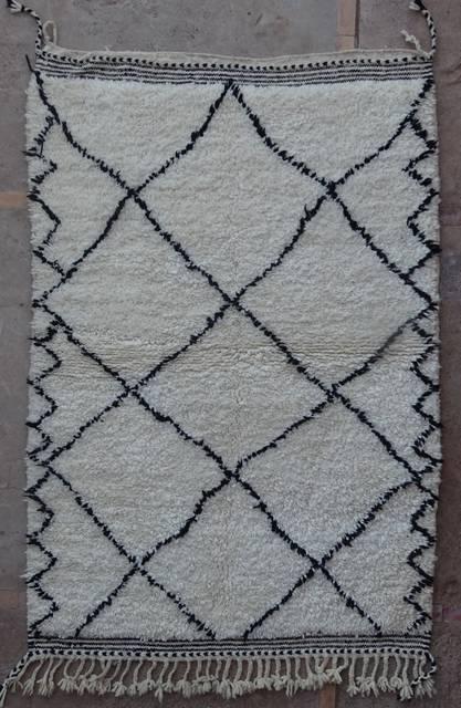 Archive-Sold Beni Ouarain moroccan rugs BO42317/MA