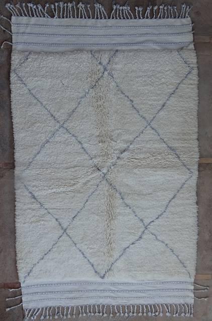 WOOL Rugs - BENI OURAIN Beni Ourain moroccan rugs BO42326/MA