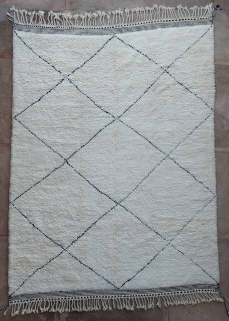 Referenssit Beni Ouarain moroccan rugs BO42333/MA