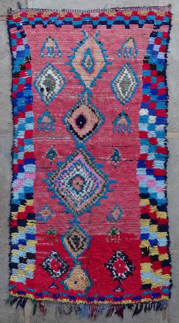 moroccan rugs L42348