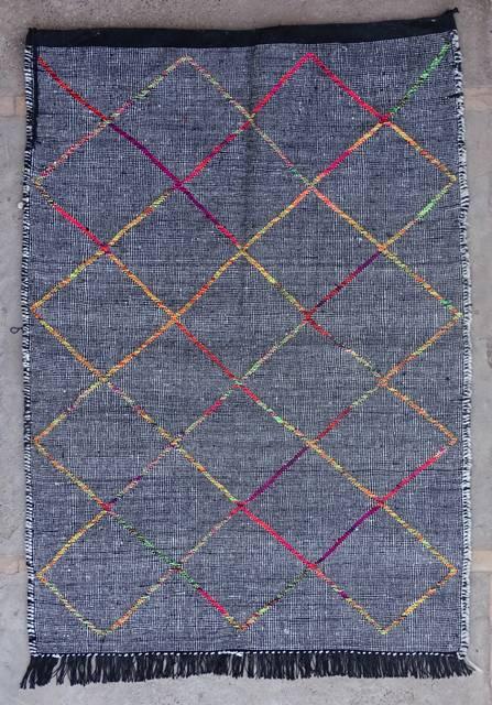 Berber rug TTKLBO42357   kilim