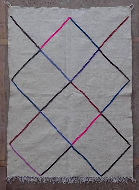 Boucherouite Kilims moroccan rugs KLBO42360