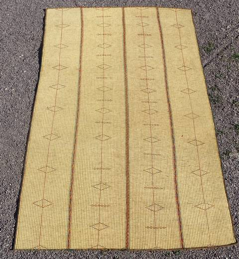 MAURITANIAN MATS moroccan rugs TM42427 mauritanian tuareg mat