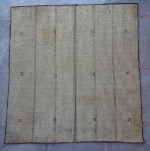 MAURITANIAN MATS moroccan rugs TM42428 mauritanian tuareg mat