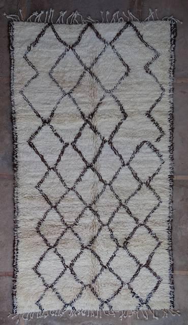 Archive-Sold Beni Ouarain moroccan rugs BOA43014