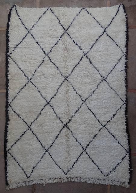 Referenssit Beni Ouarain moroccan rugs BOA43019 BENI OURAIN