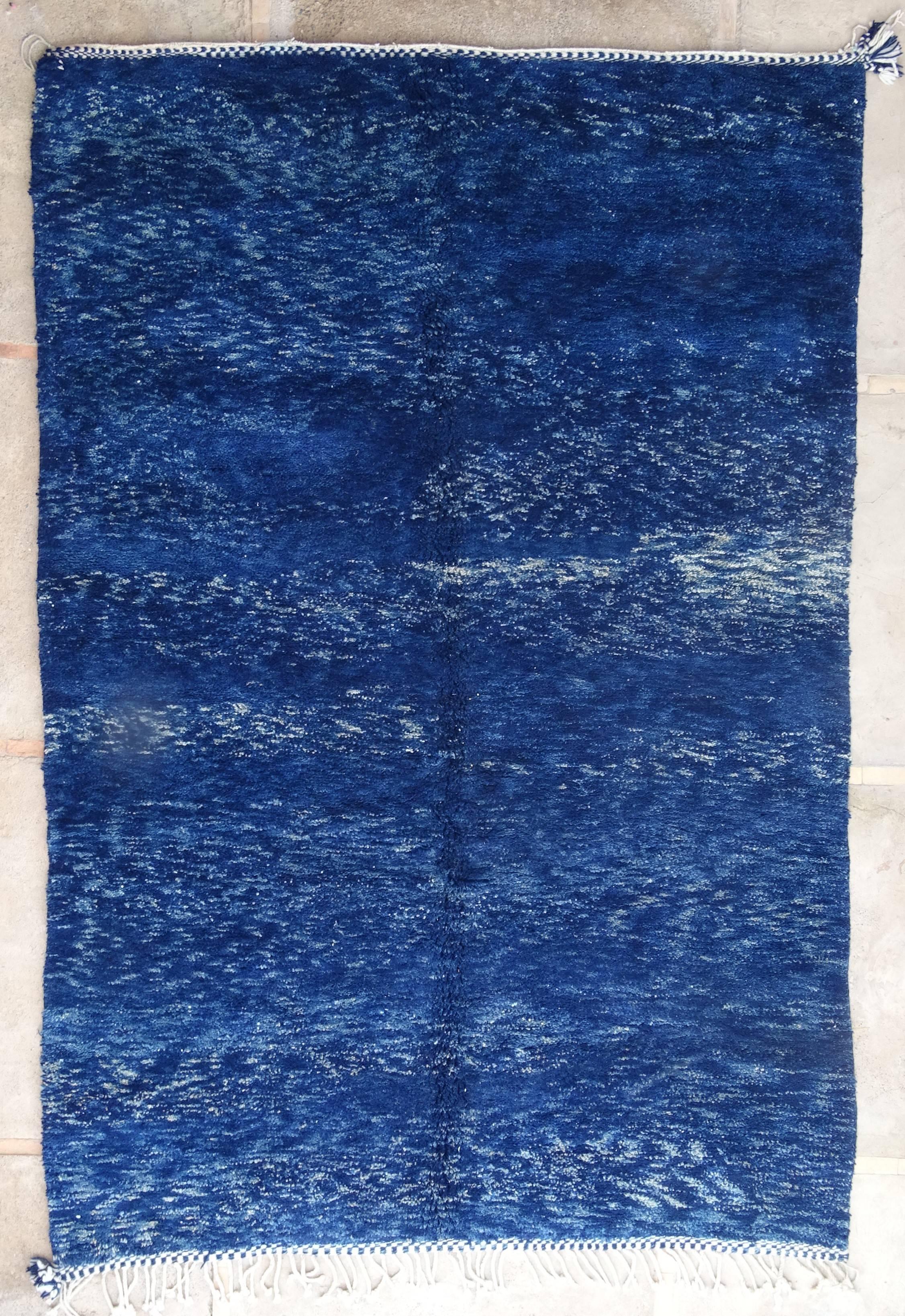WOOL Rugs - BENI OURAIN MODERN RUGS moroccan rugs MR43029