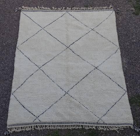 Archive-Sold Beni Ouarain moroccan rugs BO43051/MA
