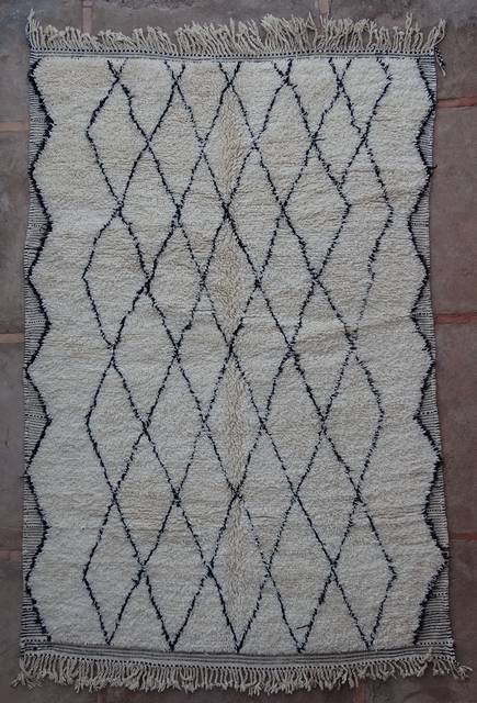 Villamatot – Beni Ouarain Beni Ourain moroccan rugs BO43057/MA