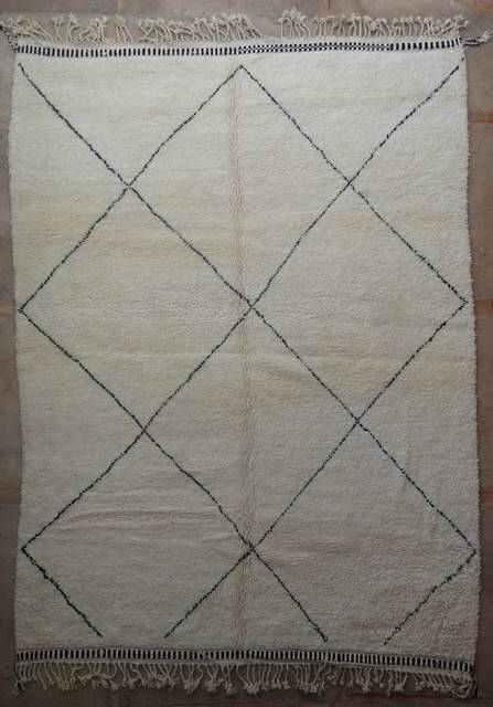 Archive-Sold Beni Ouarain moroccan rugs BO40233/MA