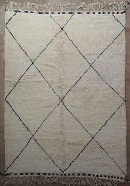 Archive-Sold Beni Ouarain moroccan rugs BO40234/MA